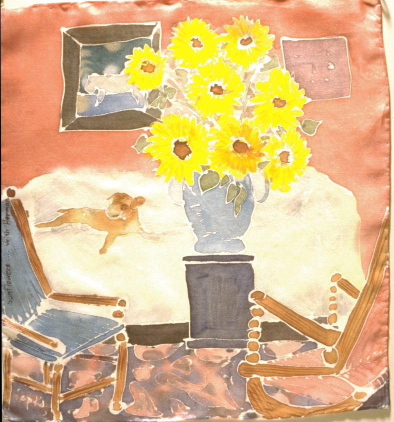 sunflowerswithherman
